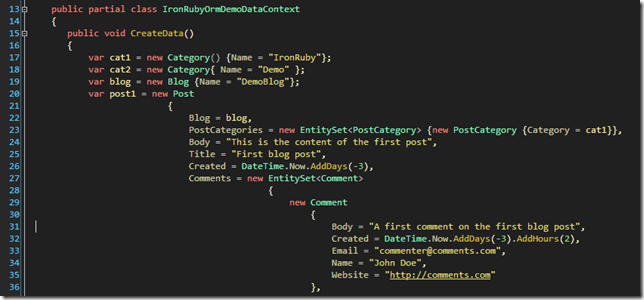 Color Scheme For Visual Studio With Resharper And Ruby In